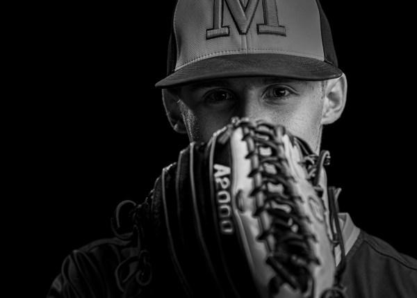 Baseball Senior Photo idea