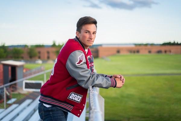 mt spokane senior photography
