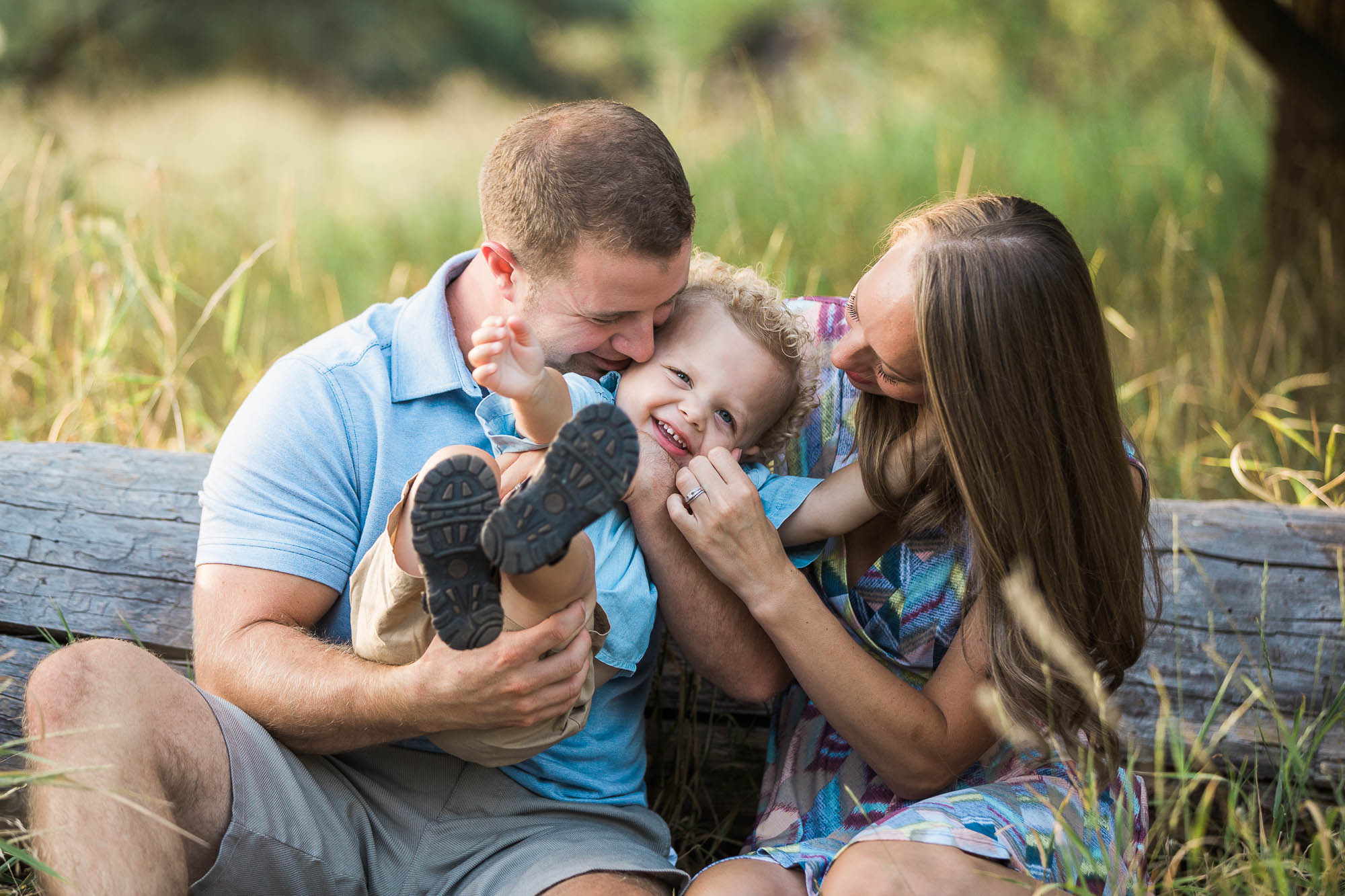 Family portraits Spokane WA photographer