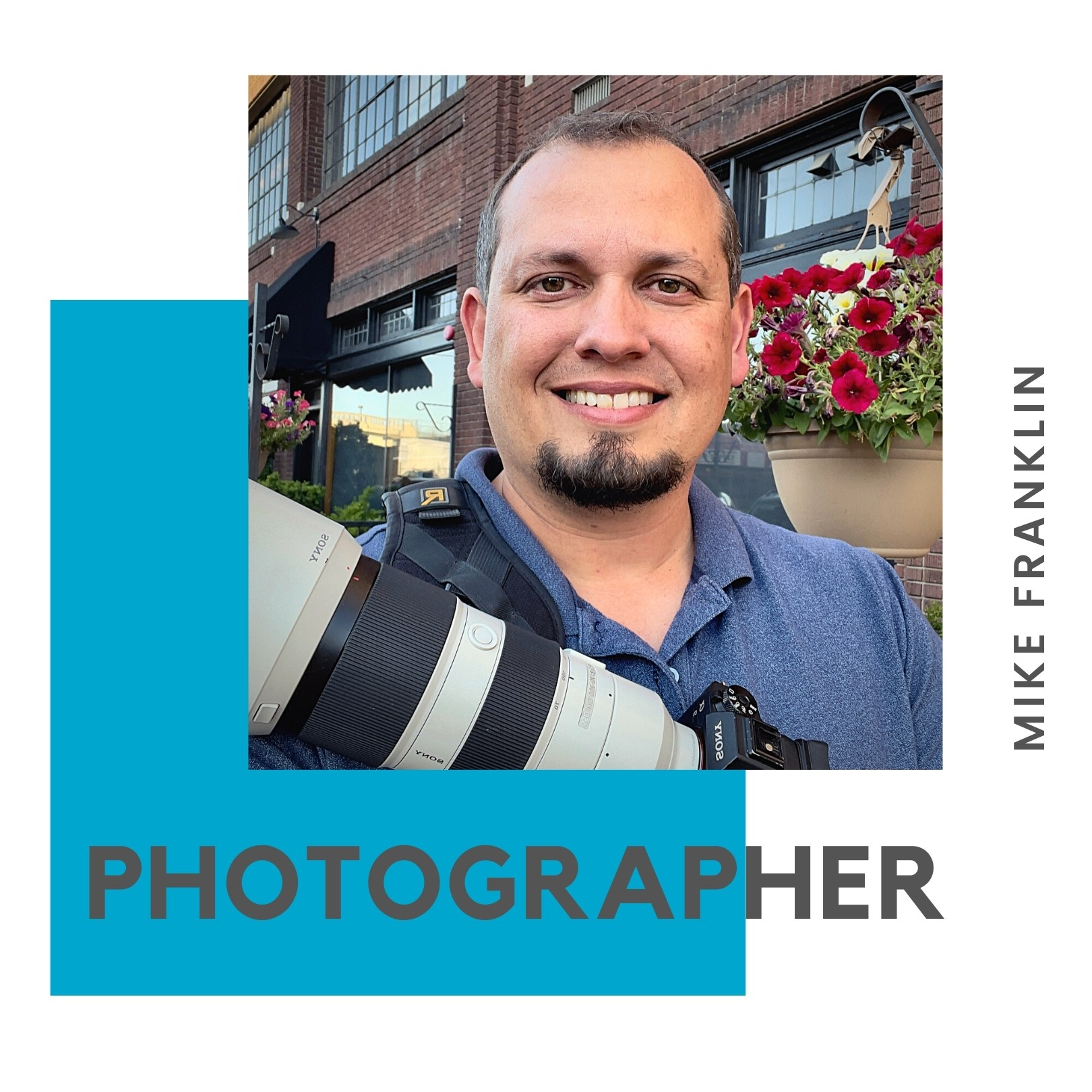 Spokane Photographer Mike Franklin
