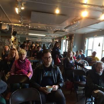 December 2015 Coffee Talk/Tracy Simmons- SpokaneFAVS