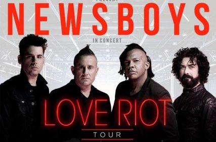 Newsboys concert and God's Not Dead Live @ INB Performing Arts Center |  |  |