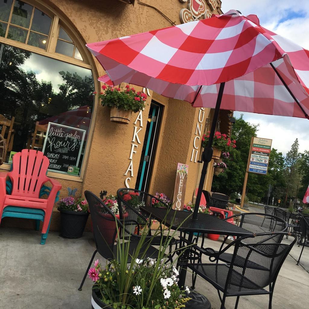 National Coffee Day - Spokane Coffee - Little Garden