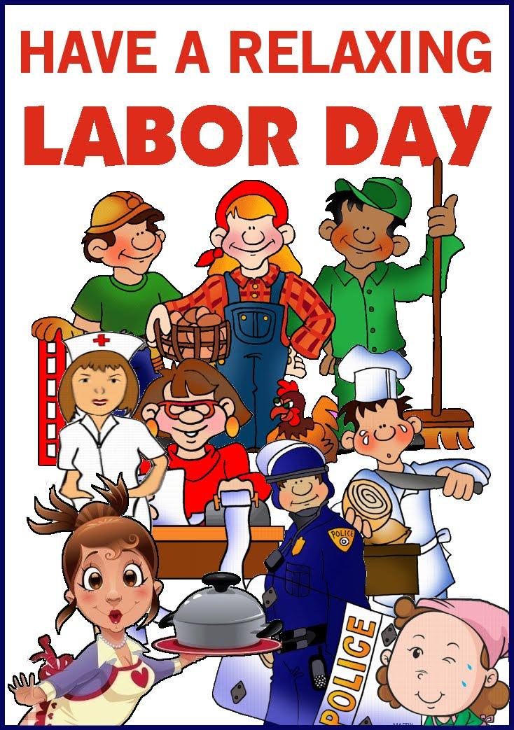 FREE Labor Day Activities InfoLink