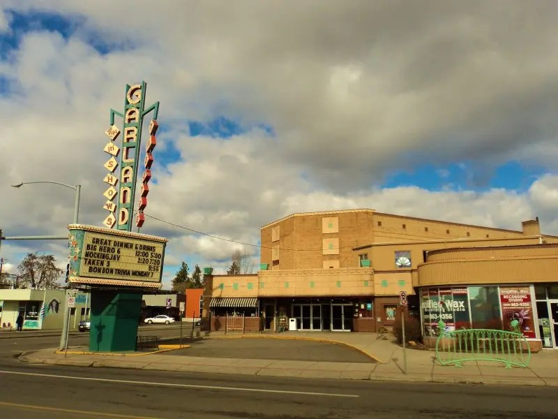 Garland Theater, Spokane