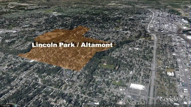 Lincoln Park/Altamont Nieghborhood