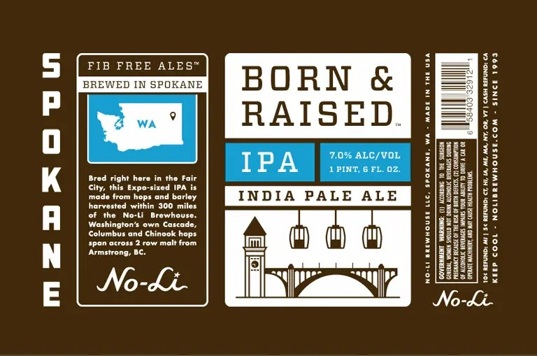 Born and Raised IPA