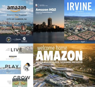 Amazon HQ2 Proposals