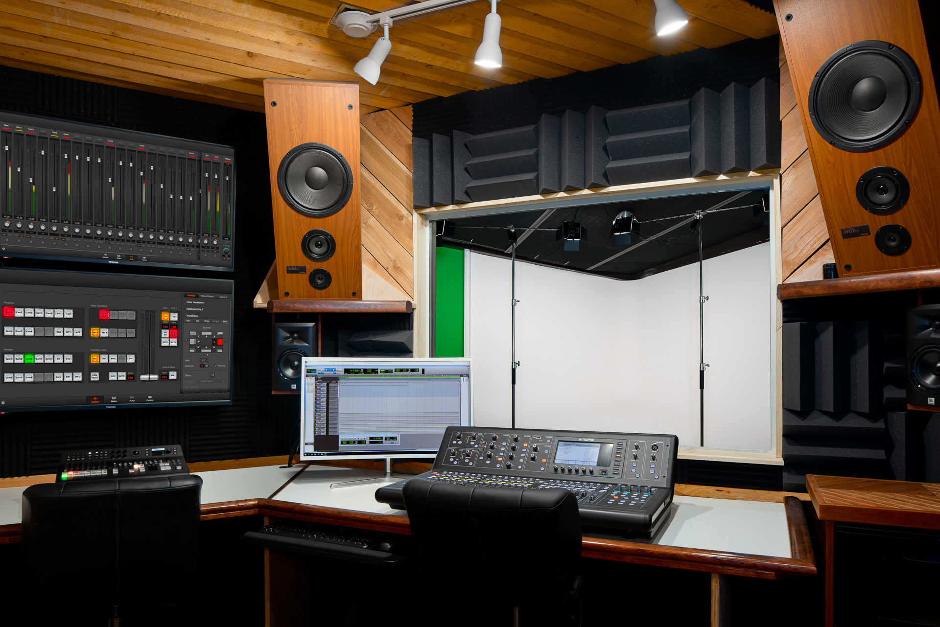 professional music recording studio in Spokane Washington & Coeur d'Alene Idaho