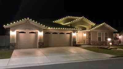 Christmas Light Installation 15