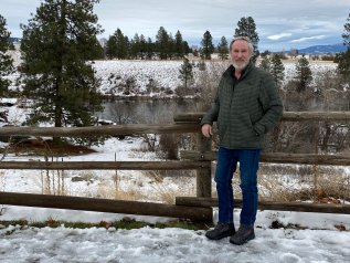 Winter Hikes Spokane