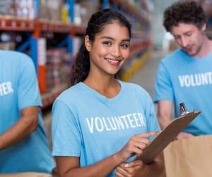 volunteering Spokane