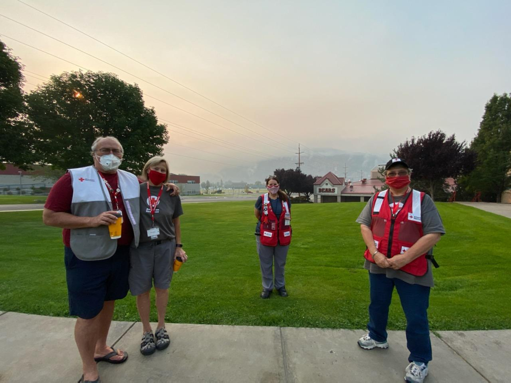 Red Cross Greater Inland Northwest Chapter