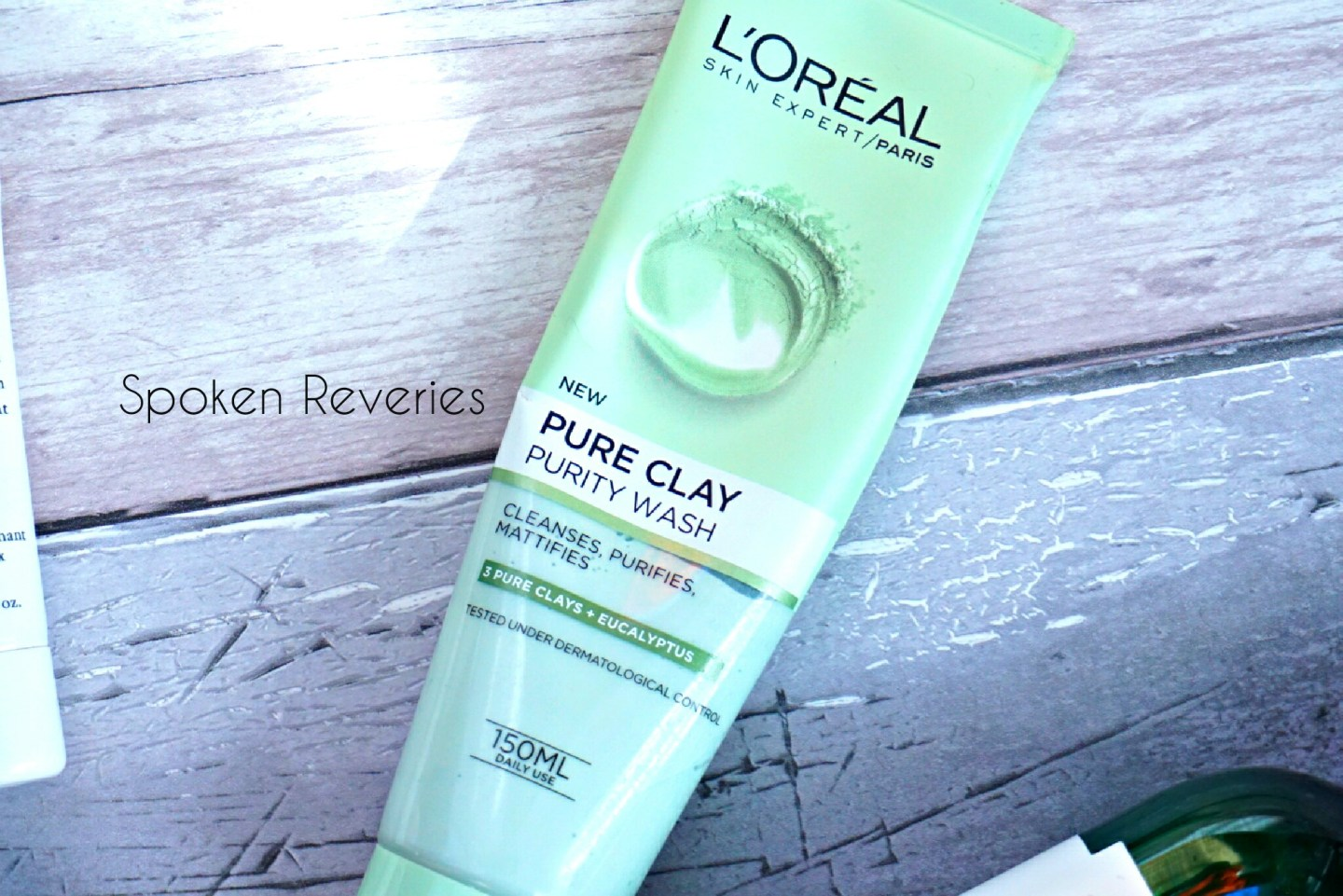 L'Oreal Pure Clay Purity Wash