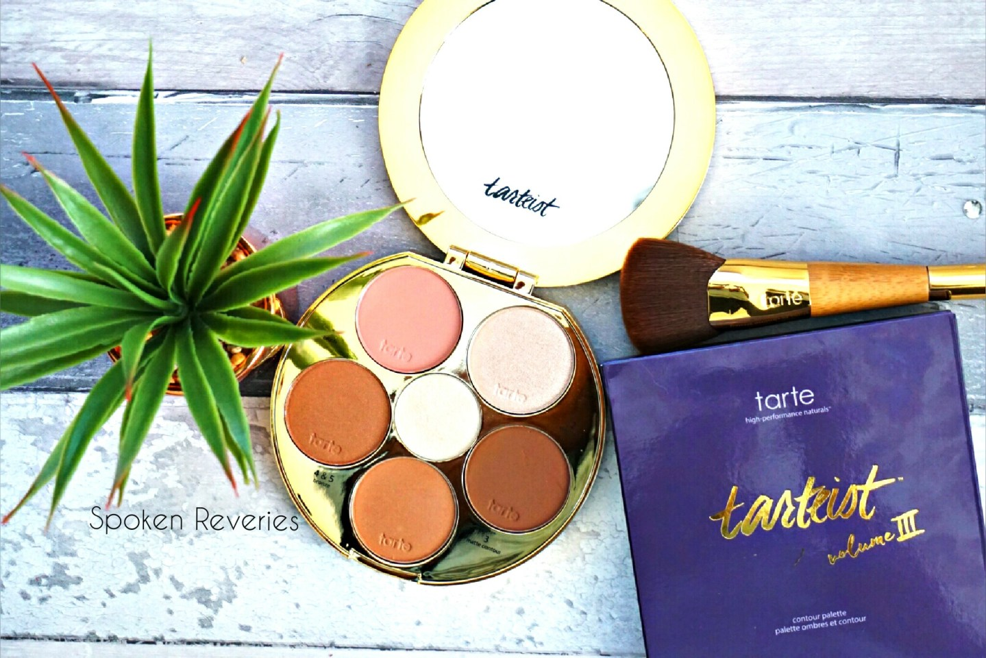 Does it really work though?! Tarteist Vol. III Contour Palette