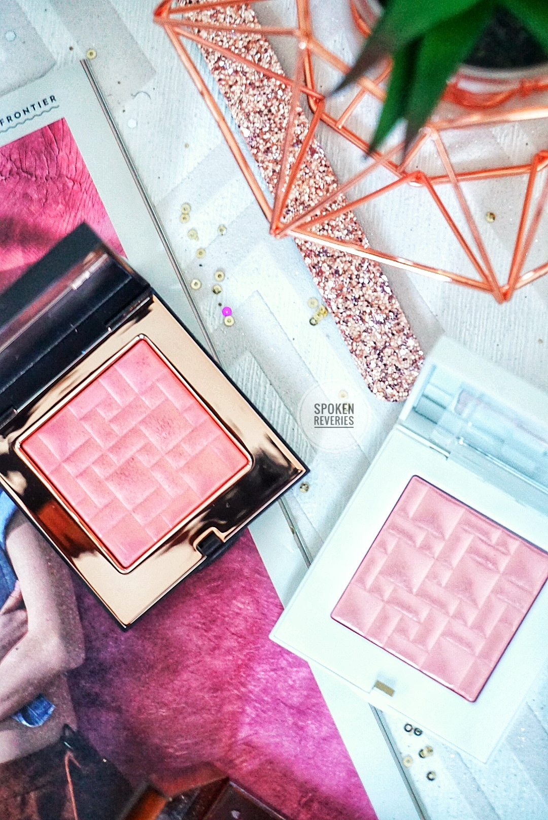 Bobbi Brown Afternoon Glow and Opal Glow