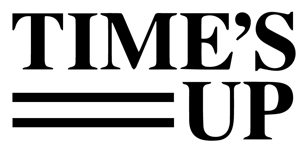 Time's Up movement image
