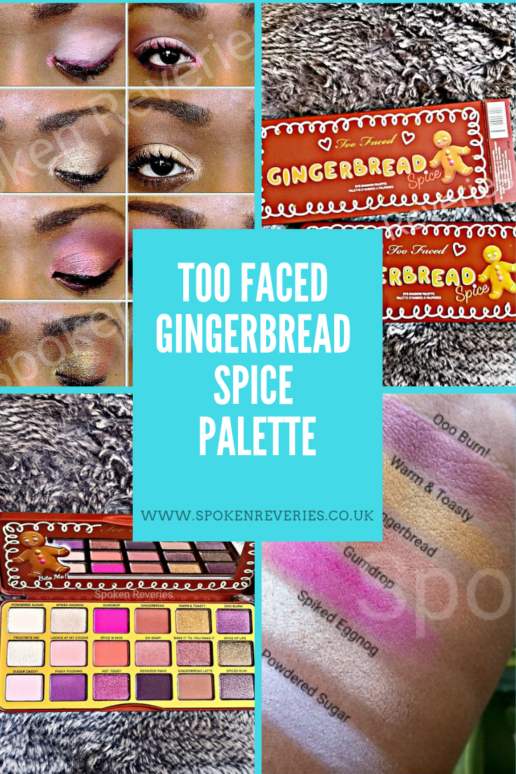 Too Faced Pinterest