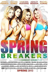 INTERNET PHOTO    Spring Breakers deserves its 18A rating.
