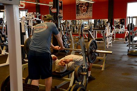 Kitchener world gym