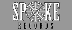 Spoke Records Grey Logo