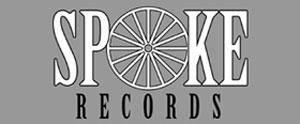 Spoke Records Grey Logo