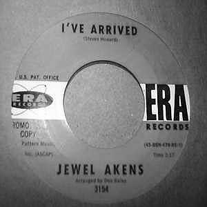 jewel akens ive arrived