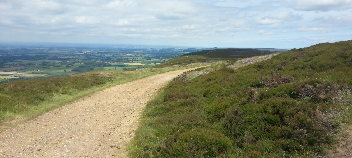 Open Trail, Open Moors