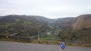 The view from Monsal Head