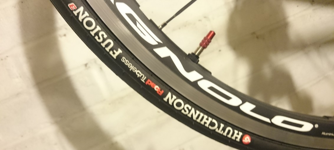 Hutchinson Fusion 3 - Road Tubeless