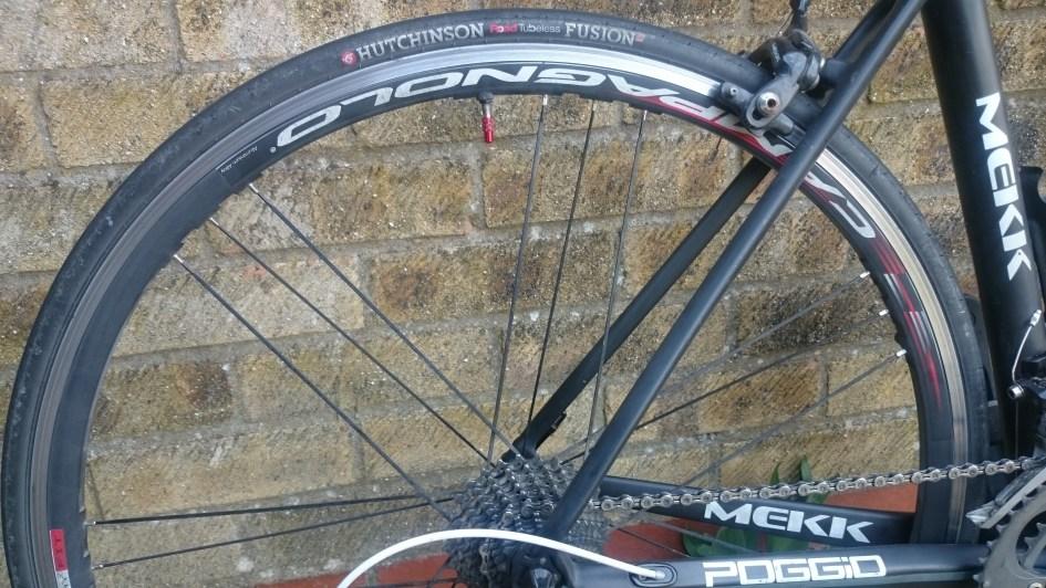 Zonda '2-way fit' Rear Wheel
