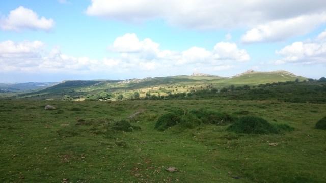 A beautiful day in Dartmoor