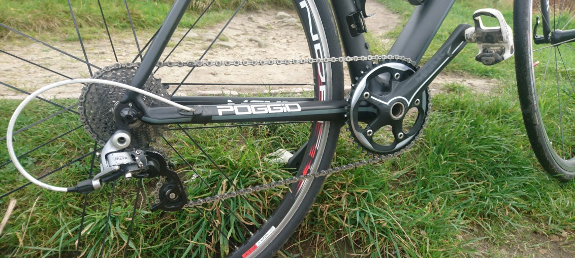 Road SRAM 1x Fitted