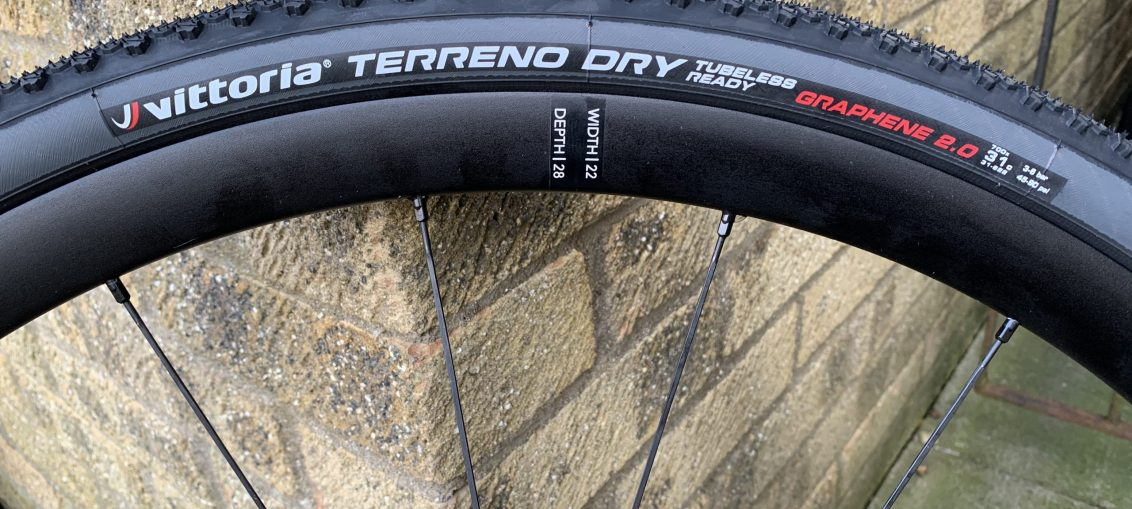 Vittoria Terreno Dry Tyre Fitted