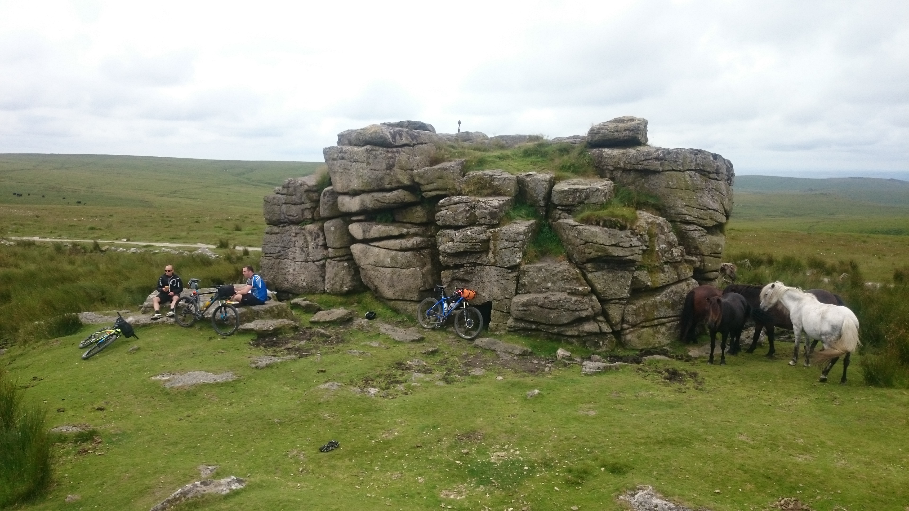 Dartmoor Epic 2016, Day 2