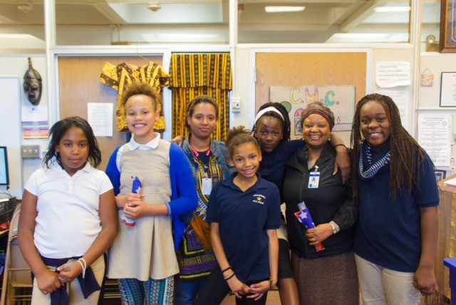 Girls Rites of Passage at Maxfield