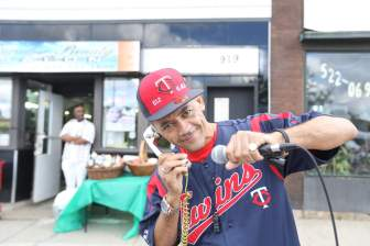 Chaz Millionaire from 89.9 The Peoples Station