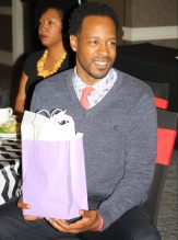 Abdul Wright, MN Teacher of the Year 2016, was recognized at the event