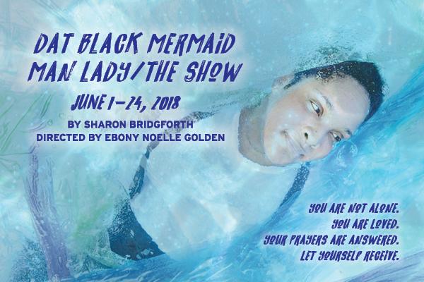 Dat Black Mermaid