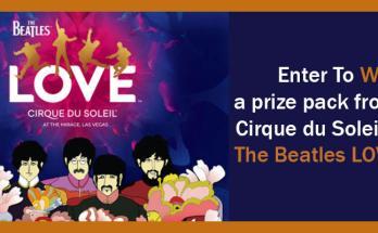 The Beatles Love X Cirque du Soleil