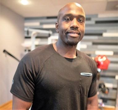 Jacob Johnson X MPower Fitness