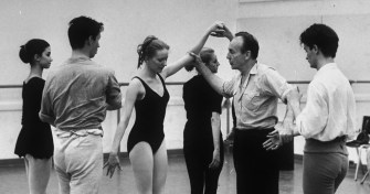 "Free Screening: ""George Balanchine Forever"" @ Northrop"