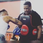 Founder of Circle of Discipline and boxing coach Sankara Frazier has made his gym a place for boxing training and so much more.