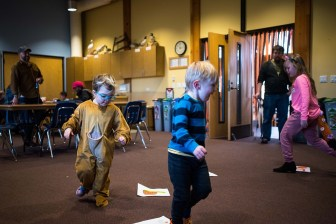 Family Funday: Animal Masquerade @ Carl W. Kroening Interpretive Center