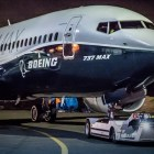 Boeing 737 Max 8 plane