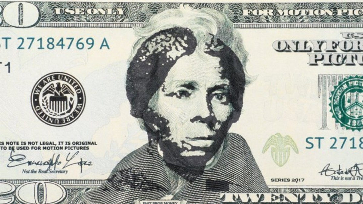 Artists Subvert Delay Of Harriet Tubman 20 Bill
