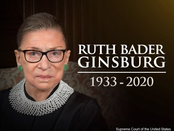 Ruth Bader Ginsburg helped shape modern era of women's rights