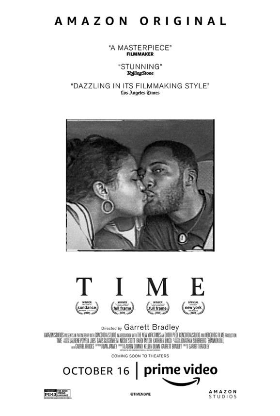 Win free tickets for an online screening of 'TIME'