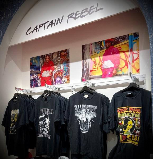 Captain Rebel