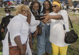 Attendees making lasting memories